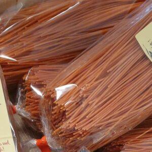 Rote Spaghetti