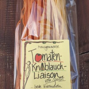 Tomaten-Knoblauch Liaison